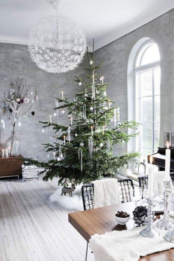 ΣΚΑΝΔΙΝΑΒΙΚΗ Χριστουγεννιάτικη διακόσμηση! 40 μοναδικές ιδέες 36