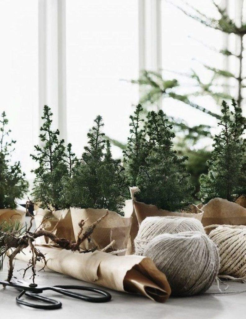 ΣΚΑΝΔΙΝΑΒΙΚΗ Χριστουγεννιάτικη διακόσμηση! 40 μοναδικές ιδέες 37