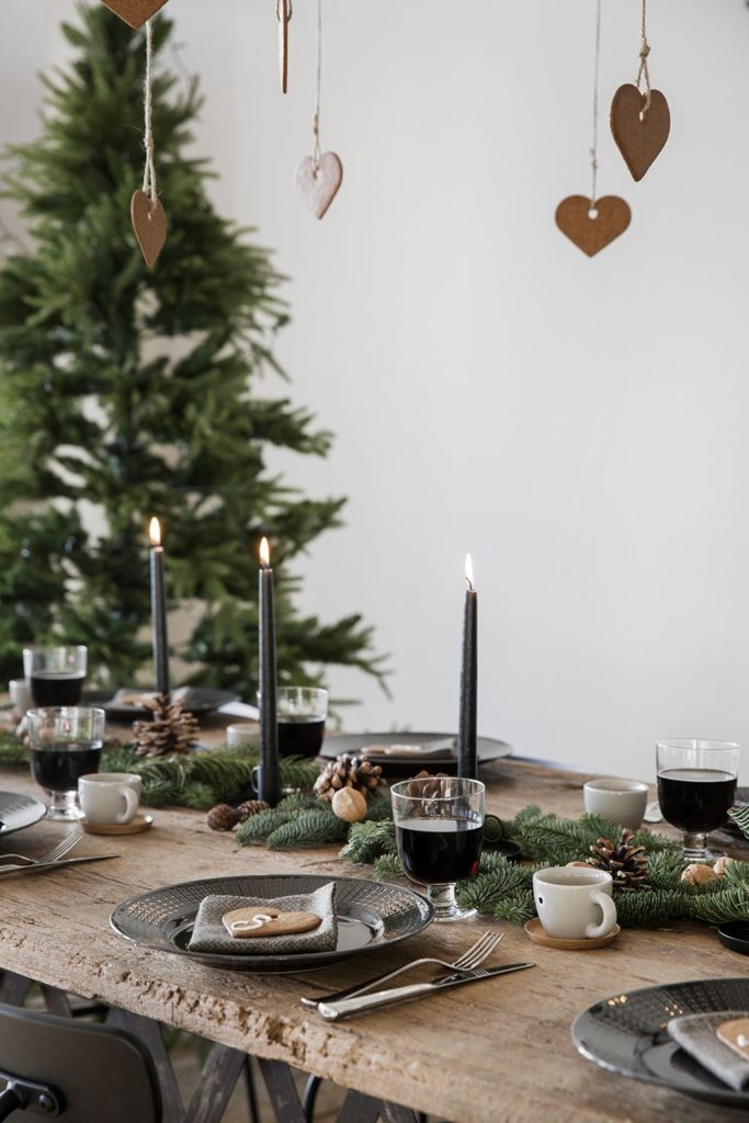 ΣΚΑΝΔΙΝΑΒΙΚΗ Χριστουγεννιάτικη διακόσμηση! 40 μοναδικές ιδέες 39