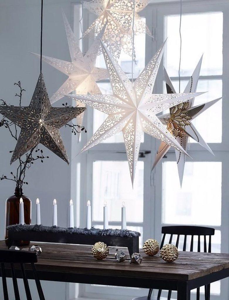ΣΚΑΝΔΙΝΑΒΙΚΗ Χριστουγεννιάτικη διακόσμηση! 40 μοναδικές ιδέες 05