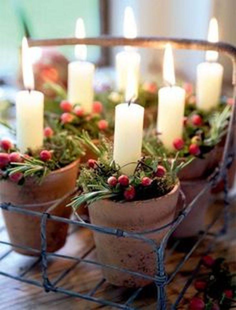 ΣΚΑΝΔΙΝΑΒΙΚΗ Χριστουγεννιάτικη διακόσμηση! 40 μοναδικές ιδέες 07