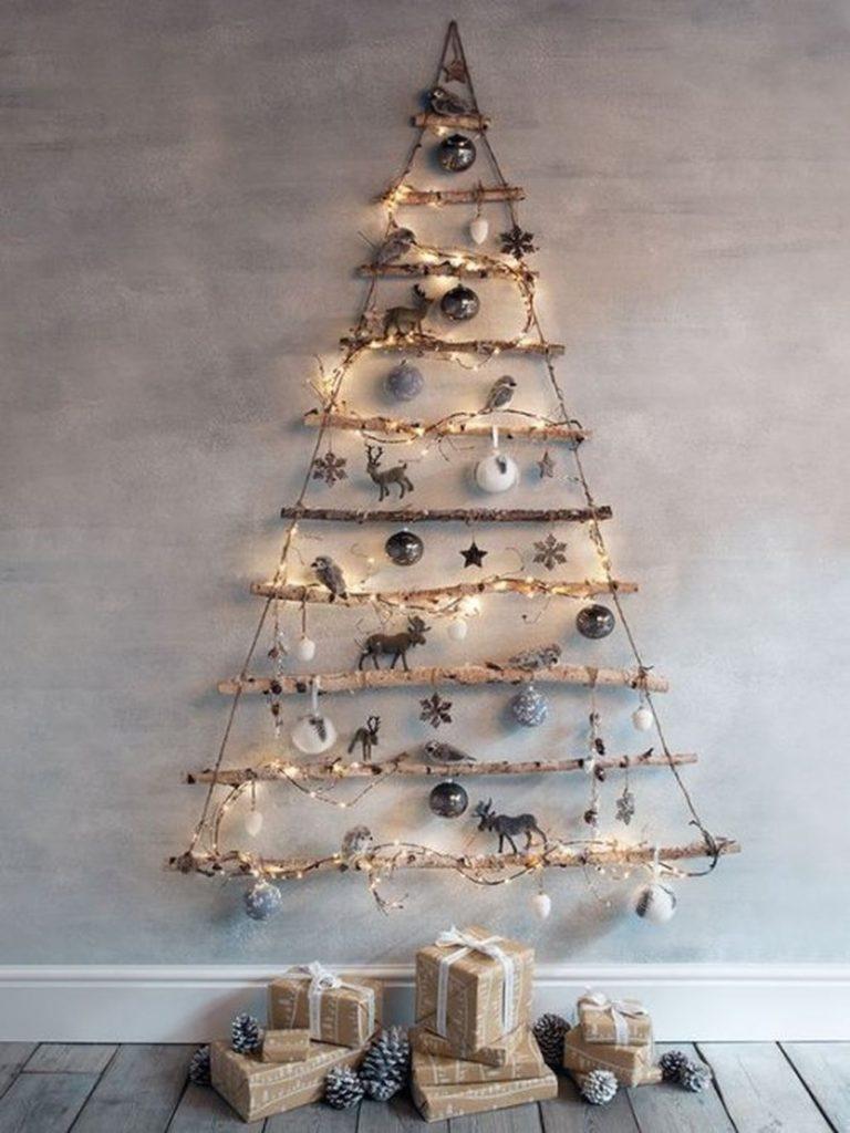 ΣΚΑΝΔΙΝΑΒΙΚΗ Χριστουγεννιάτικη διακόσμηση! 40 μοναδικές ιδέες 08