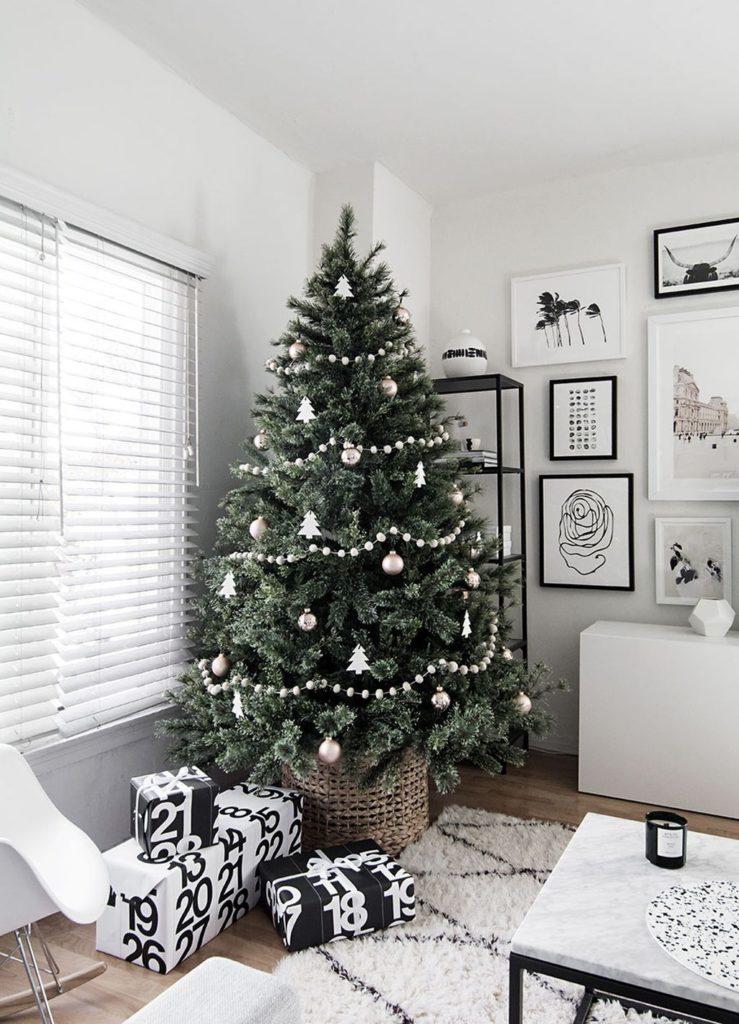 ΣΚΑΝΔΙΝΑΒΙΚΗ Χριστουγεννιάτικη διακόσμηση! 40 μοναδικές ιδέες 01