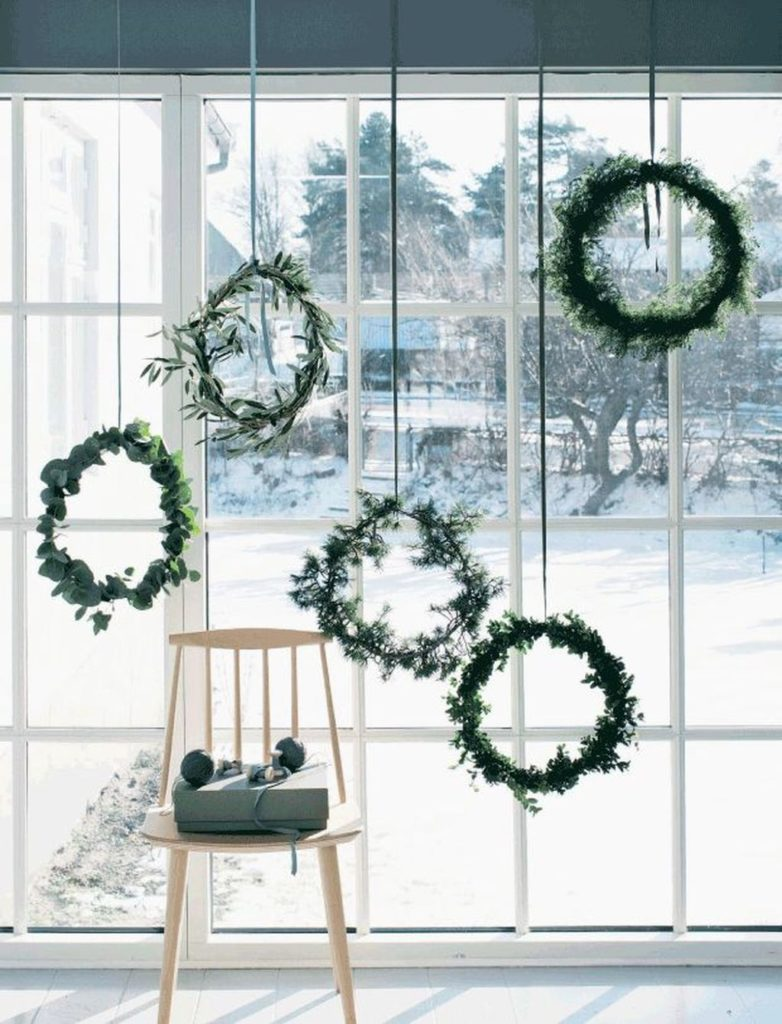 ΣΚΑΝΔΙΝΑΒΙΚΗ Χριστουγεννιάτικη διακόσμηση! 40 μοναδικές ιδέες 10