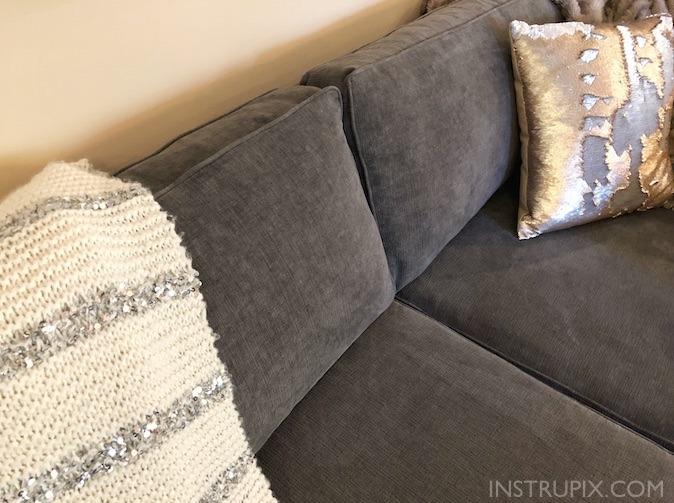 παραμείνει ο καναπές σας σαν καινούργιος