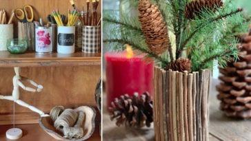 6 Εύκολοι Τρόποι να Διακοσμήσετε ένα Κονσερβοκούτι