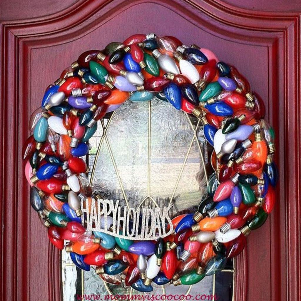 20 Χριστουγεννιάτικα Στολίδια Από Άχρηστα Υλικά