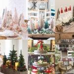 Ιδέες Χριστουγεννιάτικης Διακόσμησης Τραπεζαρίας