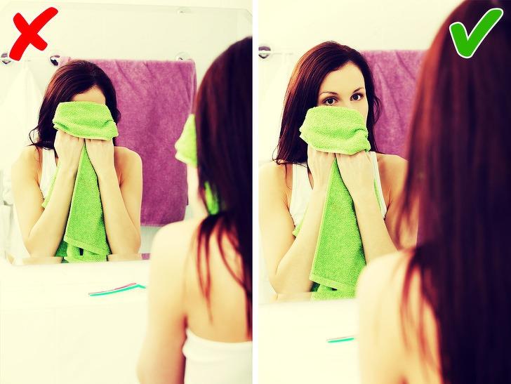 5 Βήματα για Ντεμακιγιάζ Χωρίς να Καταστρέψετε το Δέρμα σας