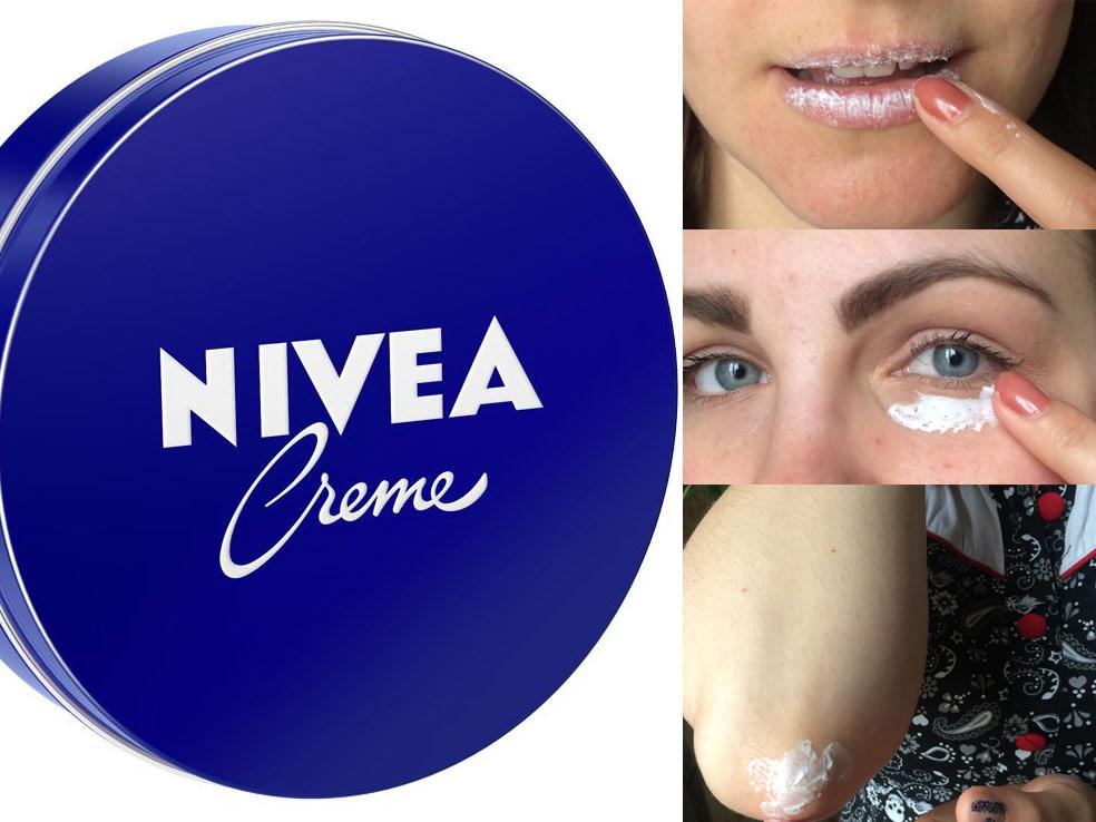 Η ΠΑΛΙΑ NIVEA: 10 Άγνωστες Χρήσεις για την Κρέμα Nivea