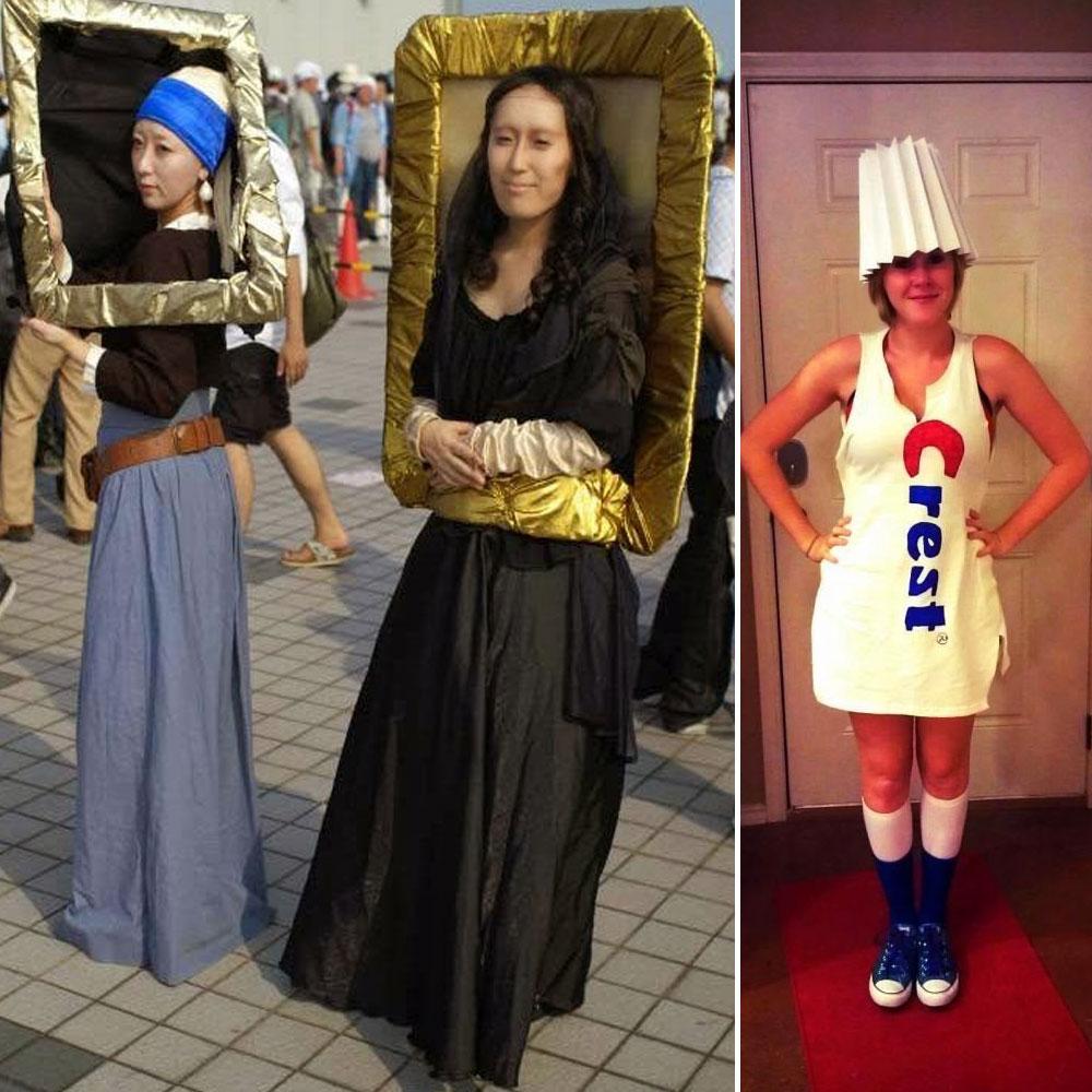 ΑΠΟΚΡΙΕΣ: Αποκριάτικες στολές με ρούχα που έχετε στην ντουλάπα σας! 30 ΦΟΒΕΡΕΣ Ιδέες!