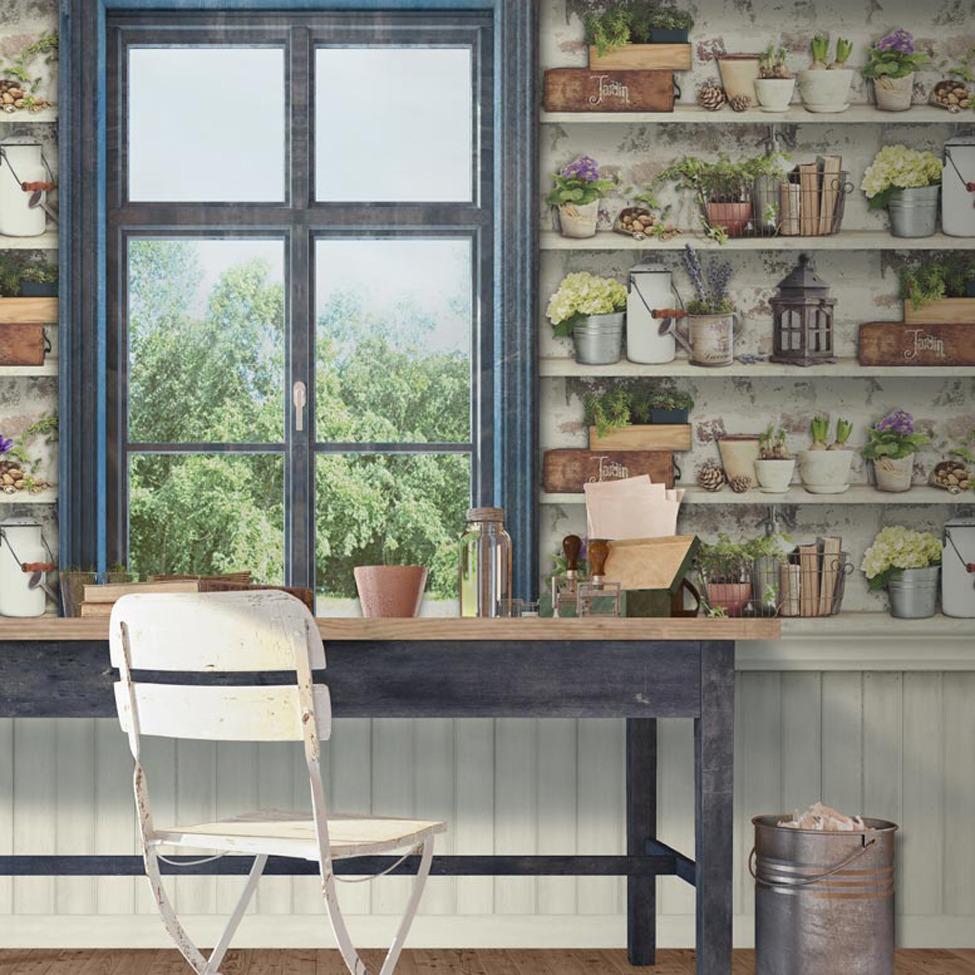 Πώς να πετύχετε την rustic διακόσμηση