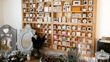 ΔΙΑΚΟΣΜΗΣΗ: 11 Δημιουργικές Ιδέες για Παλιά Συρτάρια Τυπογραφίας