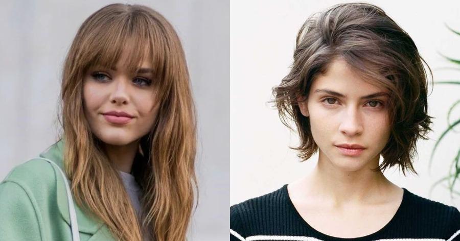 20 κομψά χτενίσματα και κουρέματα για να φαίνονται πυκνότερα τα μαλλιά σας