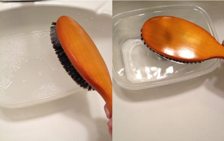 3 απλοί και πανεύκολοι τρόποι για να αφαιρέσετε από τη βούρτσα μαλλιών τις τρίχες