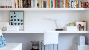 ΔΙΑΚΟΣΜΗΣΗ: 7 Εκπληκτικές Ιδέες για Σπιτικό Γραφείο σε Μικρούς Χώρους