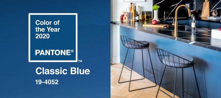 Classic Blue: Διακοσμήστε το σπίτι σας με το χρώμα του 2020, σύμφωνα με την Pantone! (photos)