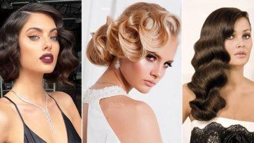 Βαγκ μαλλιά: Πως γίνεται το στυλάτο ρετρό χτένισμα!